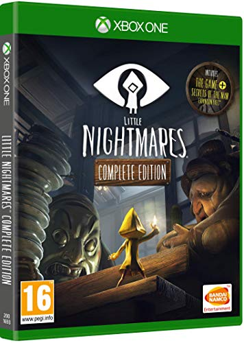 Little Nightmares - Complete Edition (Xbox One)