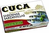 Cuca Sardinillas en Aceite de Oliva - 90 gr