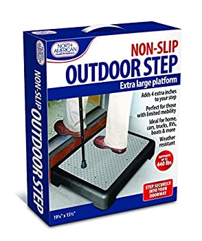 outdoor step