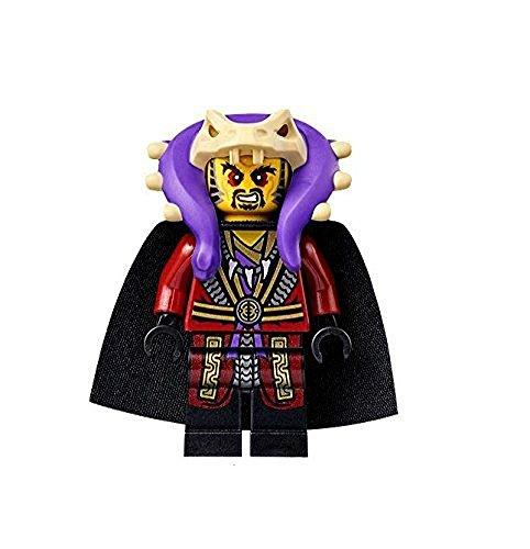 LEGO Ninjago Minifigure - Master Chen with Cape Serpertine Anacondrai (70749) by LEGO