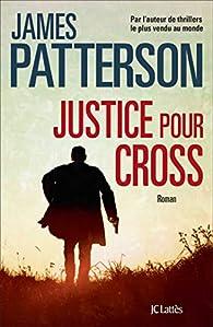 James Patterson – Justice pour Cross 518fd3r1KJL._SX195_