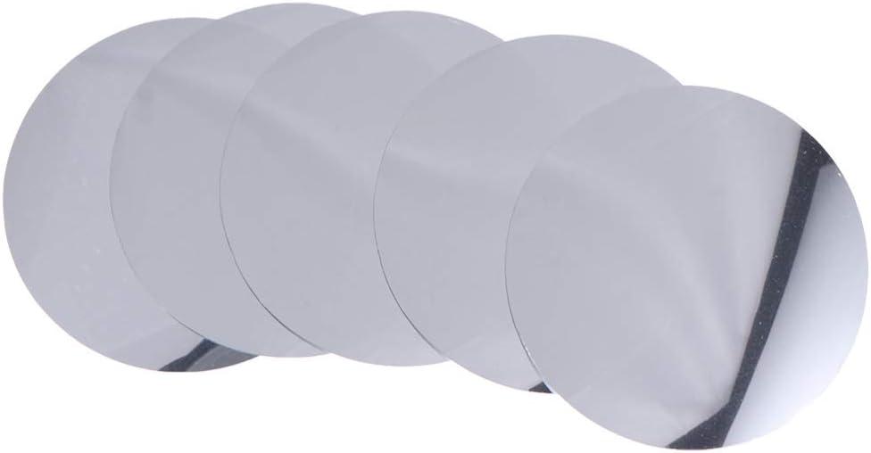 Fees free Hemoton Finally resale start 40pcs Aluminum Foil Red Pourer Slice Disc Wine Flexible