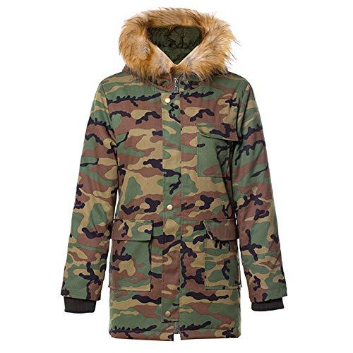 NXLWXN dames winterjas warme winterjas parka mantel