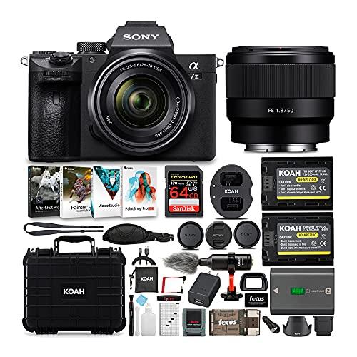 Sony a7 III Full Frame Mirrorless Camera