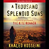 AUDIOBOOK of A thousand splendid Suns