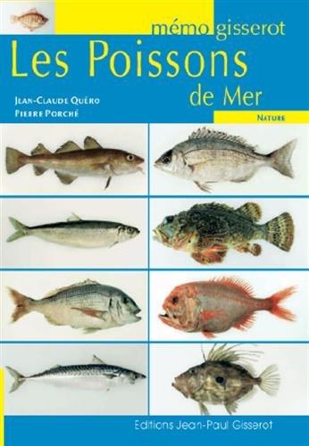 Mémo Gisserot : les poissons de mer
