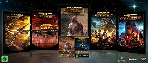 Star Wars : The Old Republic - Knights of the Fallen Empire - Exklusiv Amazon Startpaket [PC Online Code]