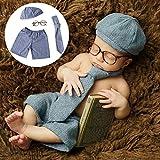 Envisioni Kinderfotografie Kleidung, Neugeborene Baby Fotografie Requisiten, Hundert Tage Foto...