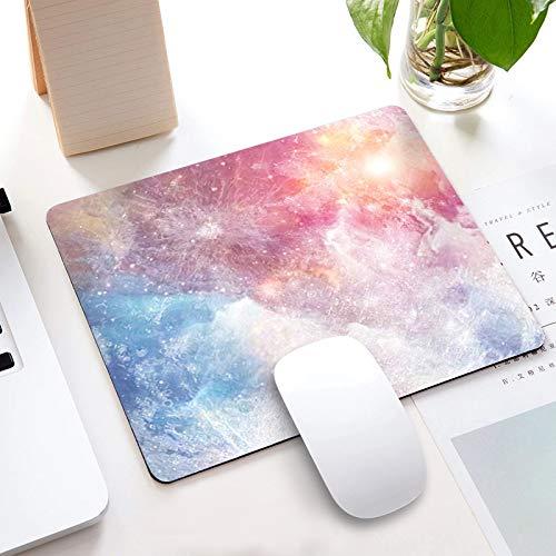 FlyInk Mini Tappetino per Mouse, Dimensione 260x210x3mm, Resistente all'Acqua, Base in Gomma Antiscivolo, per Mouse PC/Mac/Laptop. (Big Bang)
