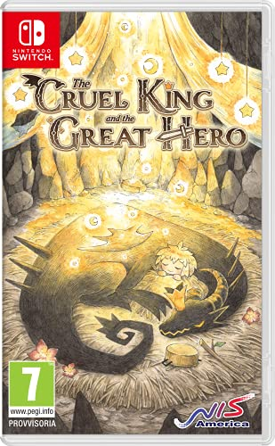 The Cruel King and the Great Hero - Storybook Edition - Nintendo Switch