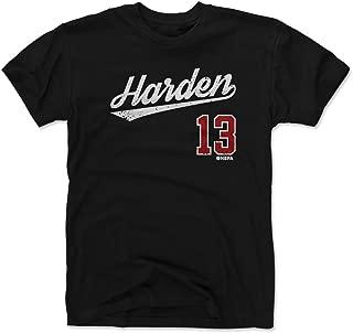 500 LEVEL James Harden Shirt - Houston Basketball Men's Apparel - James Harden Script