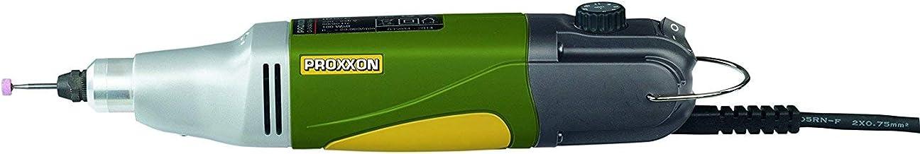 10.8 V, Ioni di Litio, 2.6 Ah Multicolore Rapano Fresatore Industriale a Batteria, Proxxon 29 800