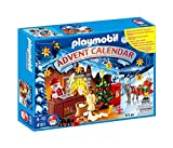 Playmobil Advent Calendar Christmas Post Office - Kits de figuras de juguete para niños (4 año(s), Multicolor, De plástico)