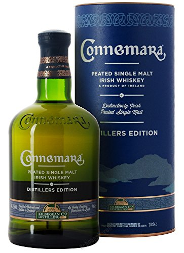 Connemara Distillers Edition Single Malt Irish Whiskey 0,7 Liter