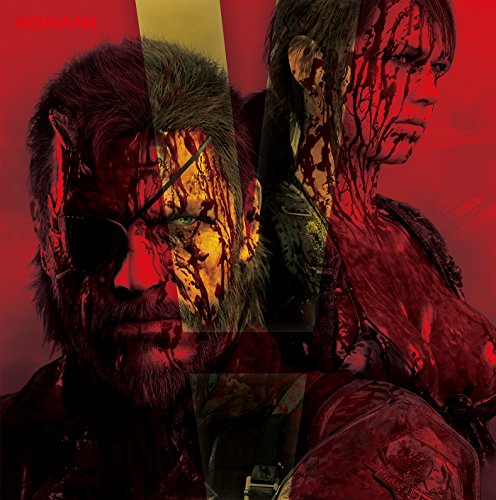 """METAL GEAR SOLID Ⅴ ORIGINAL SOUNDTRACK """"The Lost Tapes"""""""