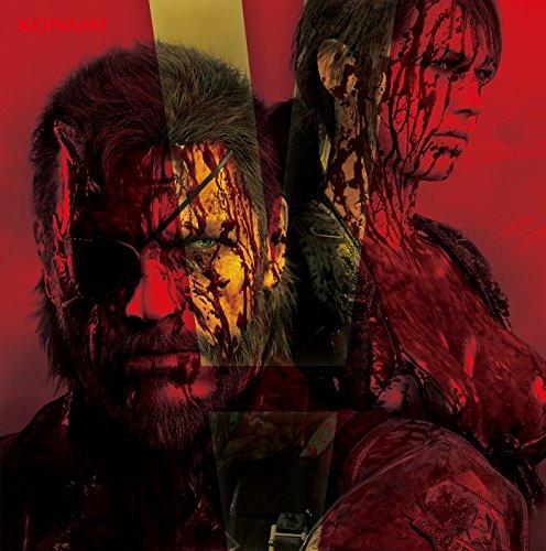 Metal Gear Solid ⅴ Original Soundtrack