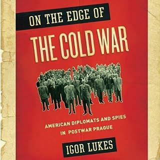 Page de couverture de On the Edge of the Cold War