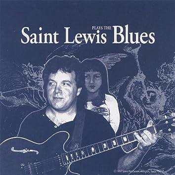 Saint Lewis Plays the Blues