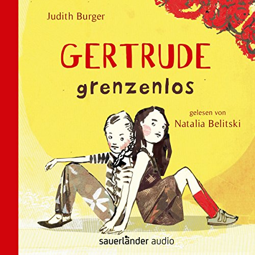 Gertrude grenzenlos  By  cover art