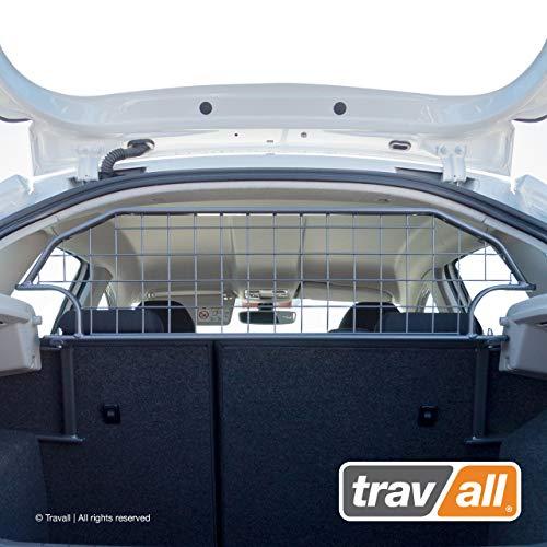 Travall® Guard Hundegitter TDG1307 - Maßgeschneidertes Trenngitter in Original Qualität