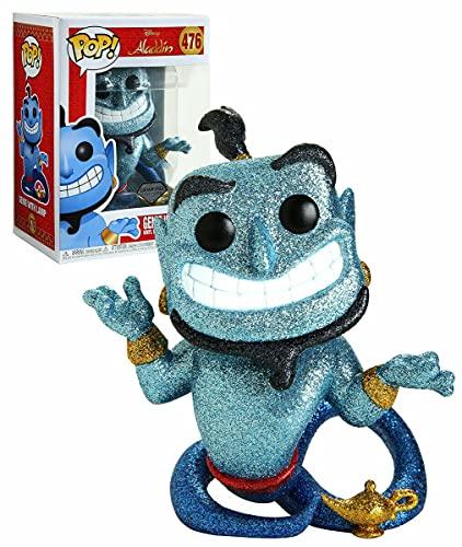 Aladdin Funko Pop! Vinyl Figure Disney Genie with Lamp 476 Diamond Selection