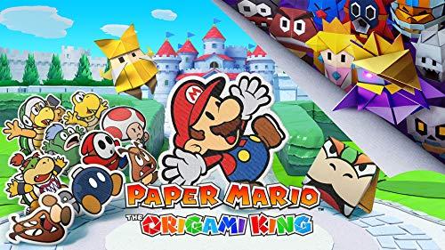Paper Mario: The Origami King – Nintendo Switch (Digital)