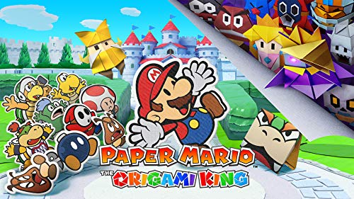 Paper Mario: The Origami King – Nintendo Switch (Digital)