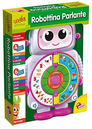 Lisciani Giochi 60344 - Carotina Robottino Parlante
