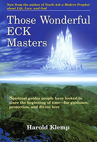 Compare Textbook Prices for Those Wonderful ECK Masters  ISBN 9781570432170 by Harold Klemp