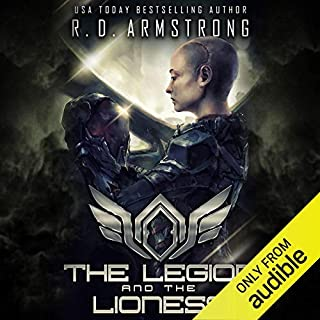 The Legion and the Lioness cover art