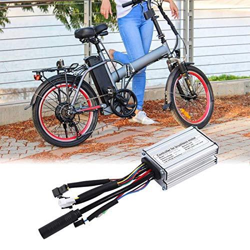 FOLOSAFENAR Mejore la eficiencia operativa Controlador de Bicicleta eléctrica 6 Tubos 17A...