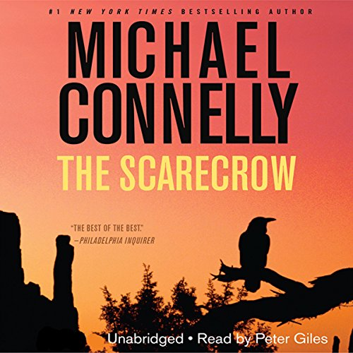 The Scarecrow cover art