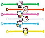 Kerr's Choice Hello Kitty Birthday Party Supplies Hello Kitty Birthday Party Favors | Hello Kitty Party Jewelry Decoration