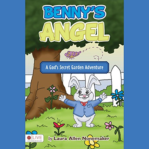 Benny's Angel audiobook cover art