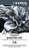 Estuche metálico de Lápices Lyra Rembrandt Set Grafito 11 Uds.