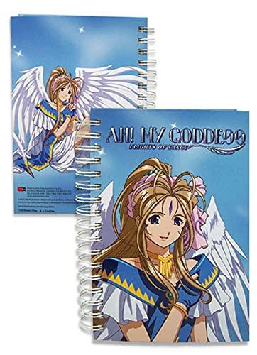 Ah! My Goddess Bellandy HarDCover cahier