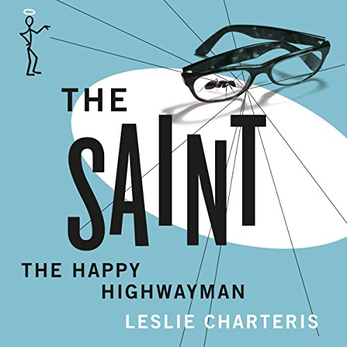 The Happy Highwayman audiobook cover art