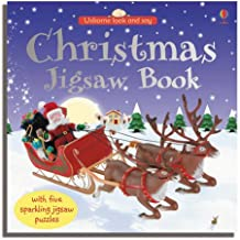 Christmas Jigsaw Book