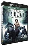 Tarzan [4K Ultra HD + Blu-ray + Copie Digitale UltraViolet] [4K Ultra HD + Blu-ray + Digital UltraViolet]