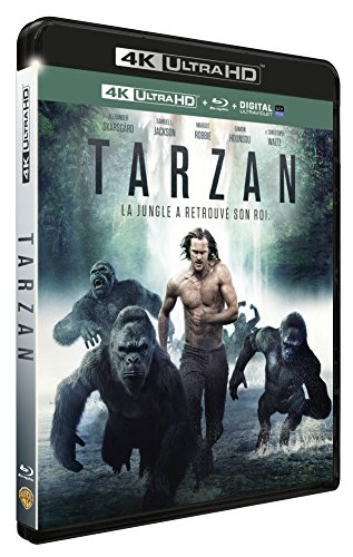 professionnel comparateur Tarzan [4K Ultra HD + Blu-ray + Copie Digitale UltraViolet] [4K Ultra HD + Blu-ray + Digital… choix