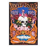 Old Grateful Dead Concert Posters wall paintings for room decor poster print on canvas decorations living room wall art Unframe-X1 12×18inchs(30×45cm)
