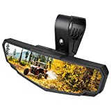 kemimoto UTV Rear View Center Mirror Compatible With Honda Talon 1000R 1000X 1000X4 2019 2020 2021