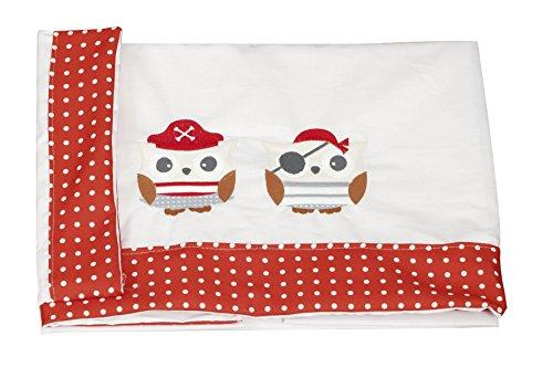 Babyline Pirates Parure de lit pour Berceau