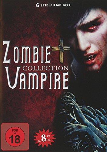 Zombie & Vampire Box Collection [Alemania] [DVD]