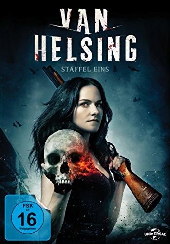 Van Helsing - Staffel 1 [4 DVDs]