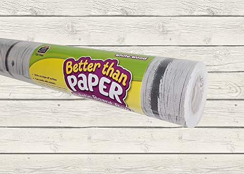White Wood Better Than Paper Bulletin Board Roll