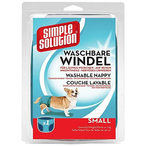Simple Solution Hunde Windeln waschbar S
