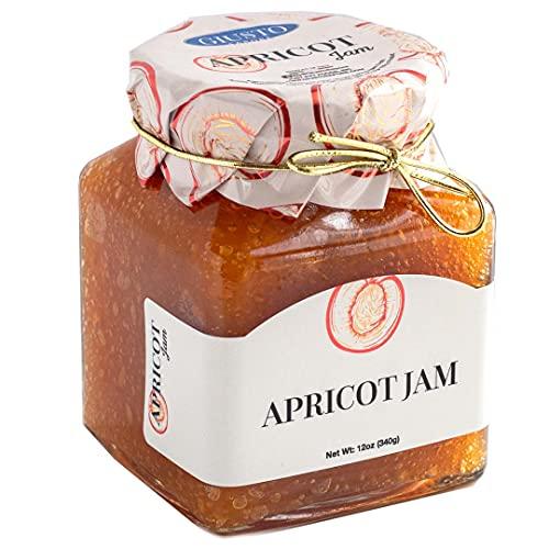 Appricot Jam - Dżem morelowy