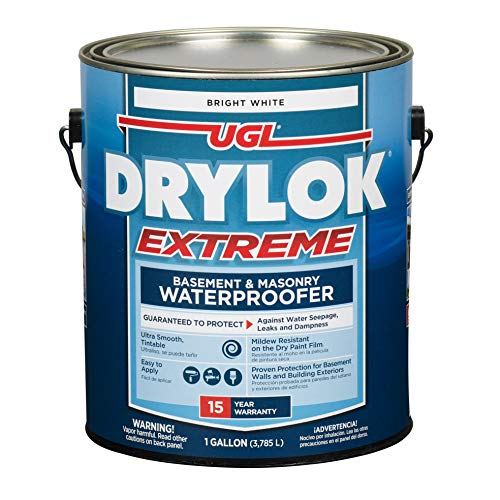 Drylok Extreme Latex Masonry Waterproofer