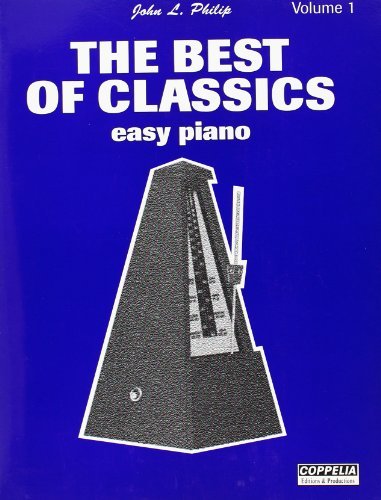 Partition: Best of classics easy piano